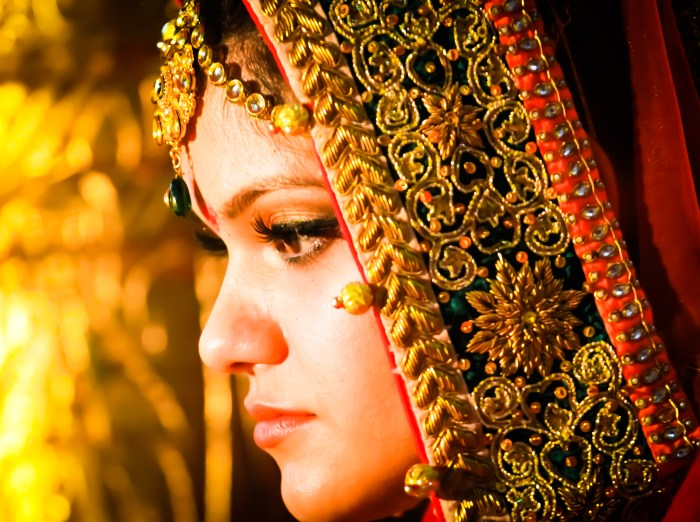 INDIAN BRIDE BEAUTIFULLY CAPTURED BY THE SUPER TALENTED BRIJESH KAPOOR