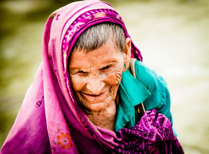 The 100 year old Indian woman captured in all her glory by Brijesh Kapoor