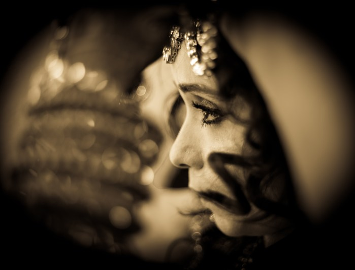CANDID WEDDING PHOTOGRAPHY PICTURE OF A BEAUTIFUL BRIDE SHOT BY BRIJESH KAPOOR