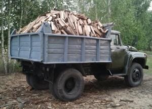 сколько весит куб дров