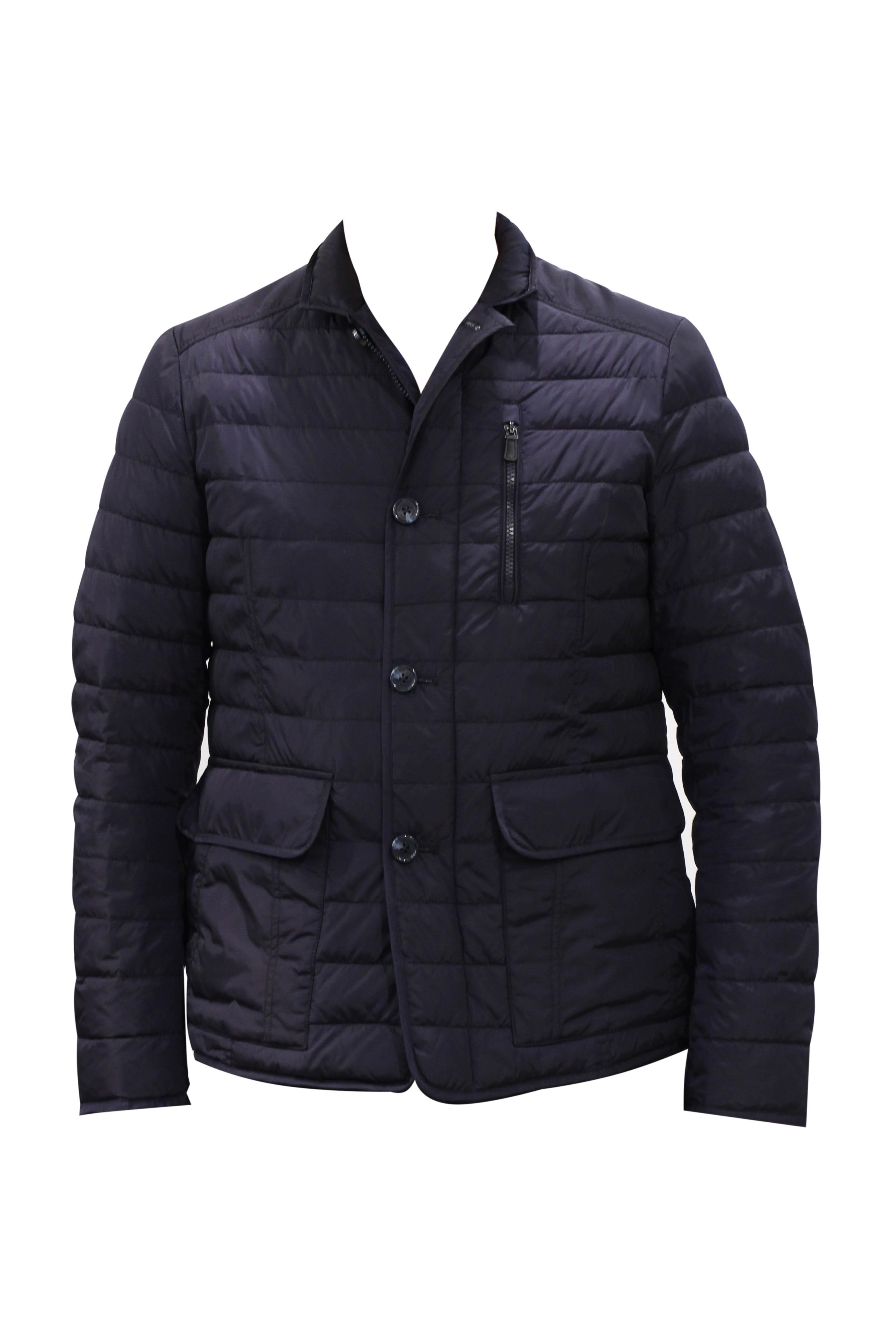 Демисезонная приталенная куртка Санкт-Петербург BriksTon