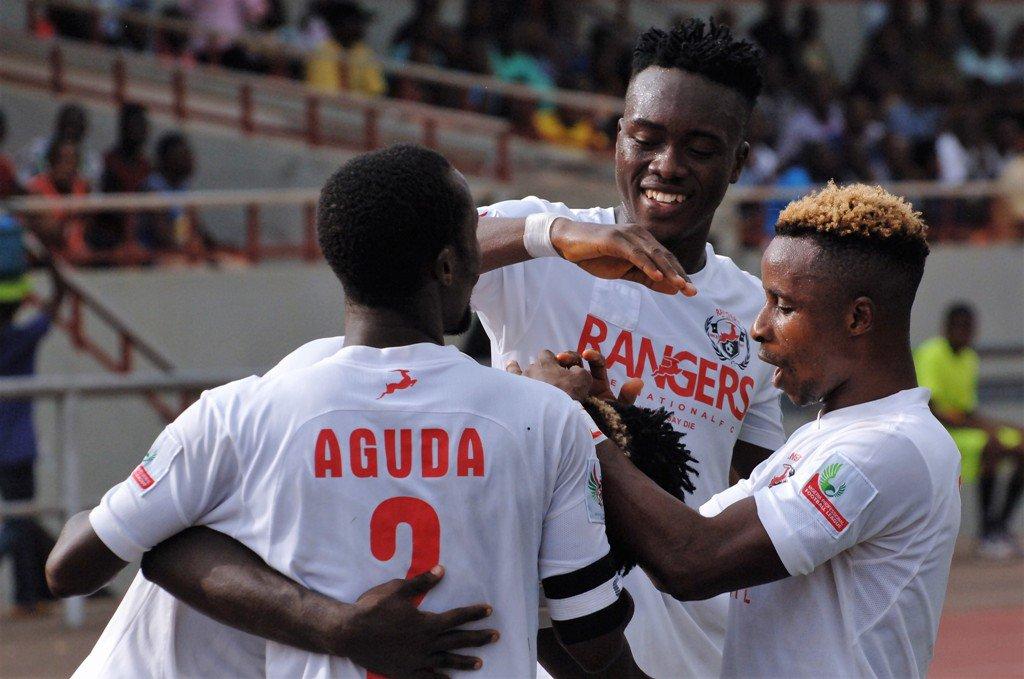 Npfl Rangers Sunshine Stars Enugu