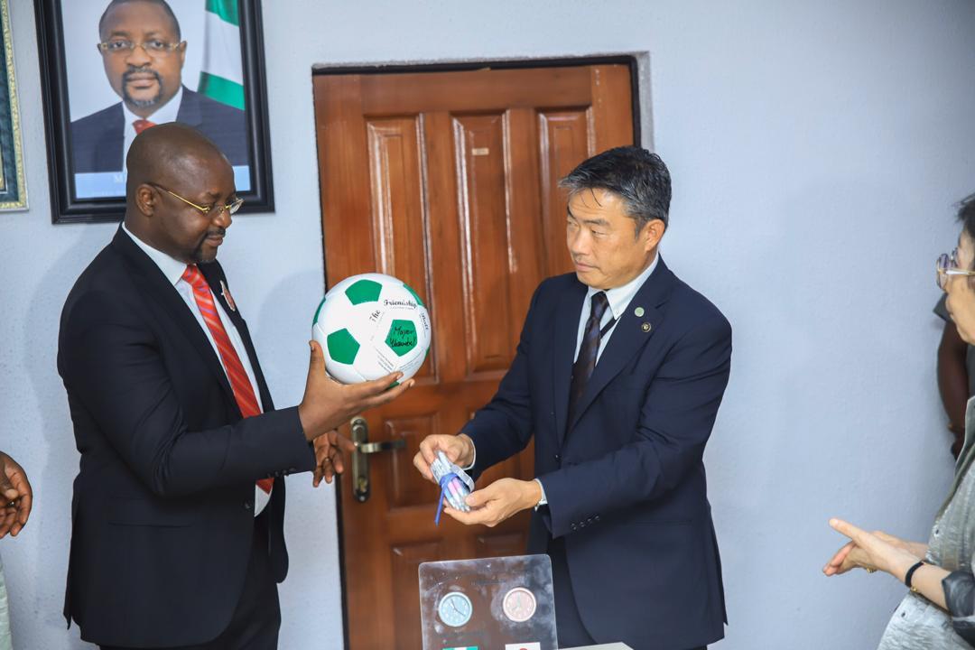 cc07547b 3779 45d7 9a1f 844186f10684 - Tokyo 2020 Olympic: Nigeria athletes to camp inKisaraz City