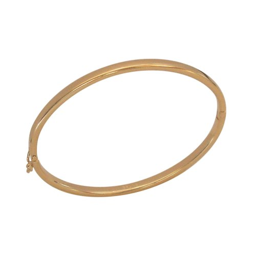 Bracelete fino com trava Bruna Semijoias BP0111