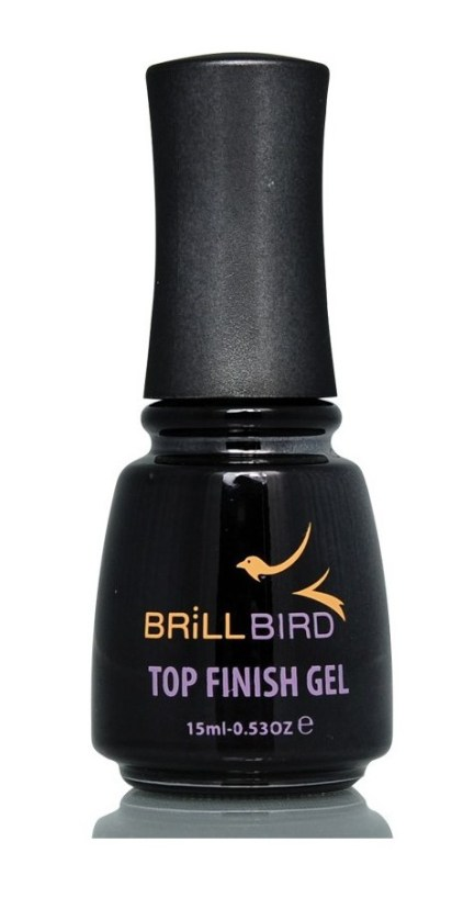 Top Finish Gel - Brillbird България
