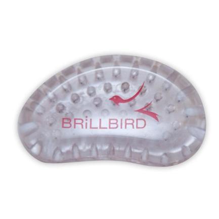 Прозрачна четка за прах - Brillbird България