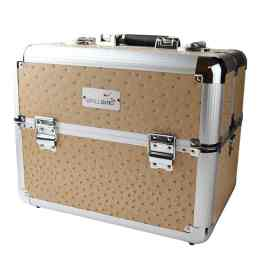 MEDIUM SUITCASE COSMOPOLITAN BEIGE