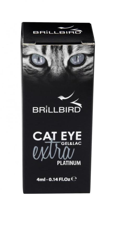 CAT EYE GEL&LAC EXTRA PLATINUM - Brillbird България