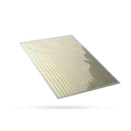 Metal Line Sticker Gold - Brillbird България