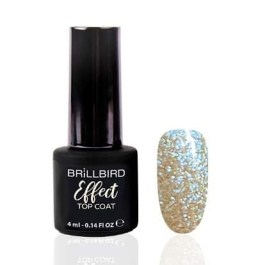 BB Effect Top Coat 4ml #turquoise