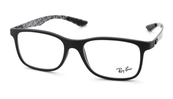 Leesbril Ray-Ban 0RX-8903 5263 55 mat zwart Variabel