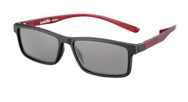 LookOfar leesbril Le 0191A Florida zwart sterkte +1.50