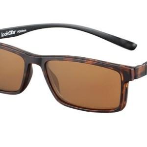 LookOfar Leesbril Le 0191B Florida havanna sterkte +2.50