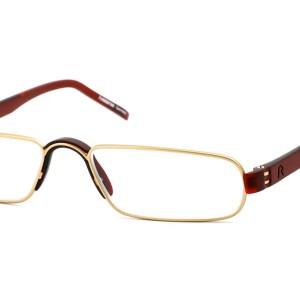 Leesbril Rodenstock R2180-Rood Rodenstock-+1.00