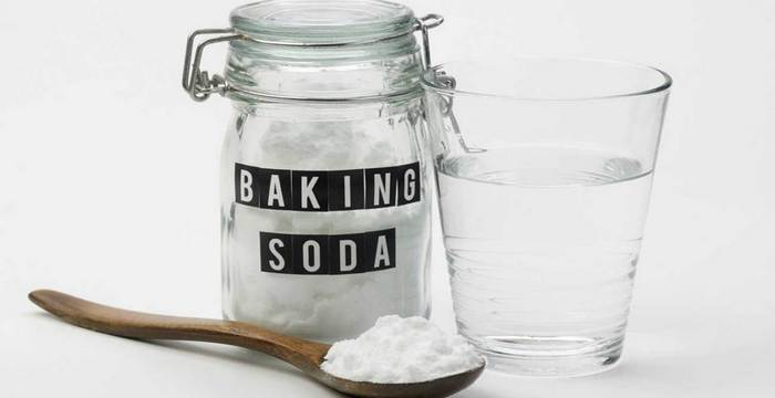 Home remedies for damaged hair - Baking Soda