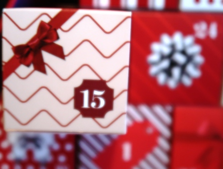 Xmas Giveaway: Day 15