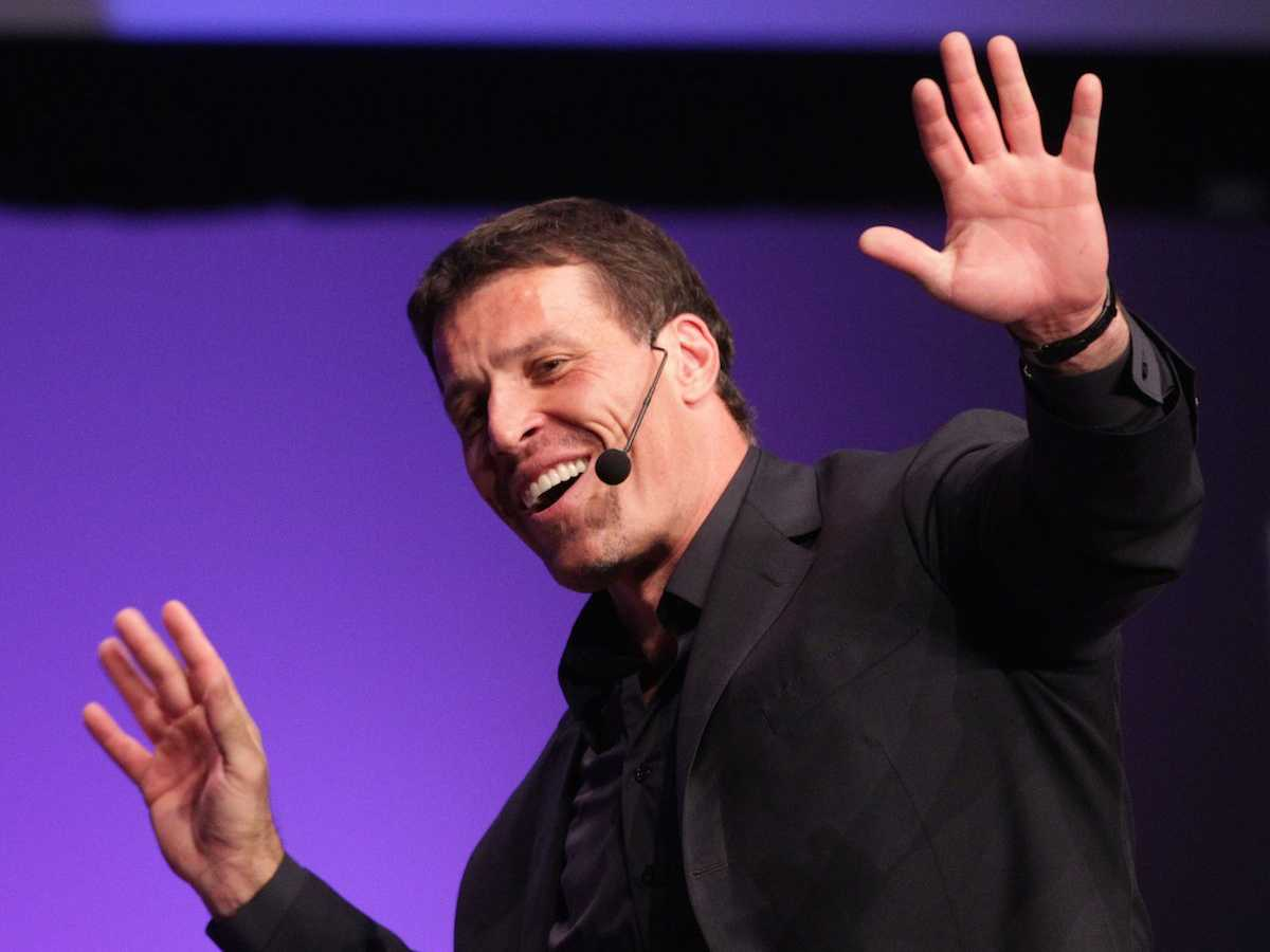 How To Develop Unstoppable Self Confidence – Tony Robbins