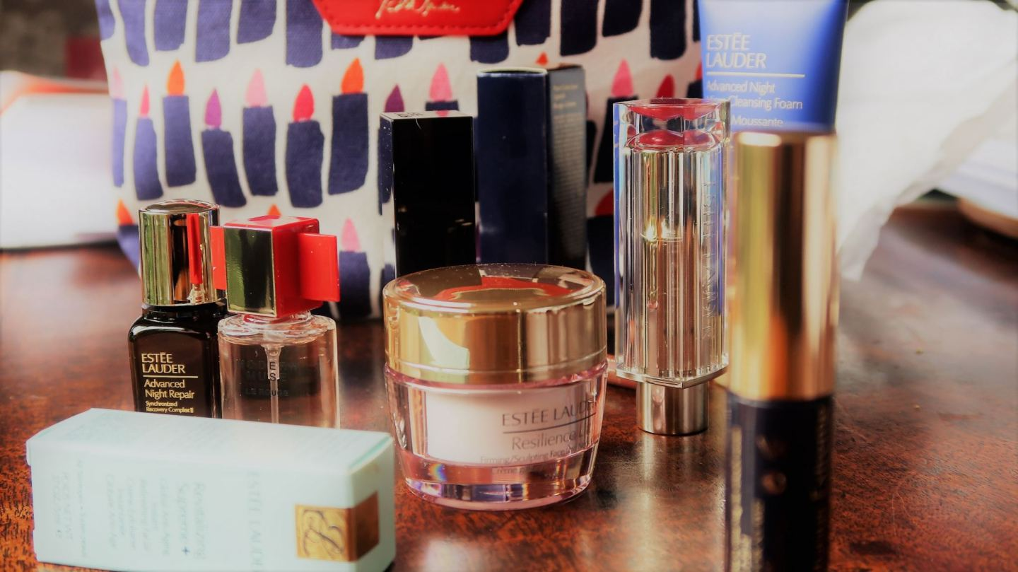 What Perfume Takes You Back To A Moment in Time? Estee Lauder Makeup Haul