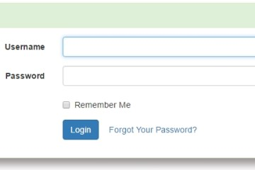 Custom Login Laravel