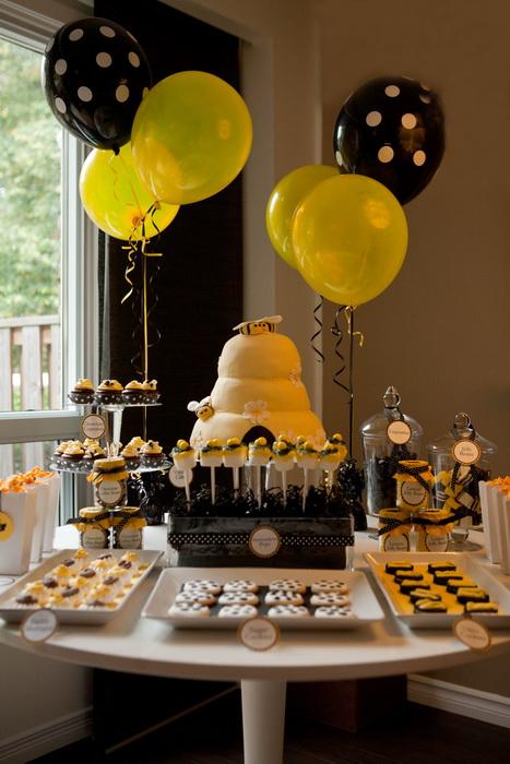 Brilliant Bash: Honey Bee Birthday (1/6)
