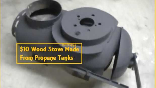 Propane Tank Wood Stove Hearthcom Forums Home