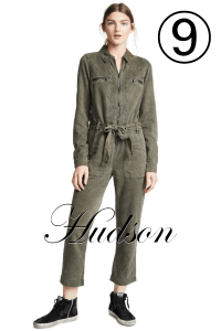 10 Hottest Products 3-2019 Lyst Index Hudson Jeans belted jumpsuit