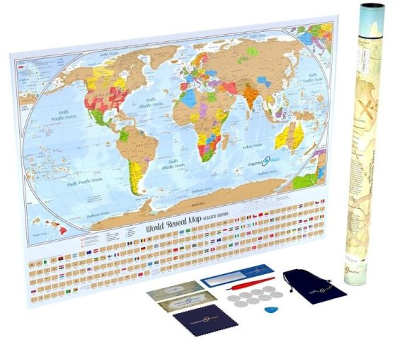 World map chart buy online world map online online interactive map 17 best scratch maps for your 2018 travel adventures brilliant maps inspired maps scratch off world gumiabroncs Images
