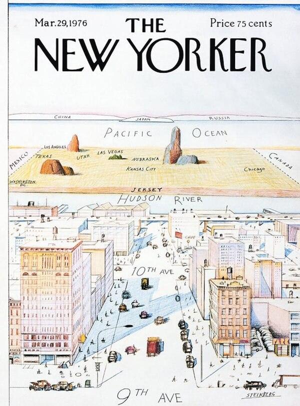 New Us Yorker Seen