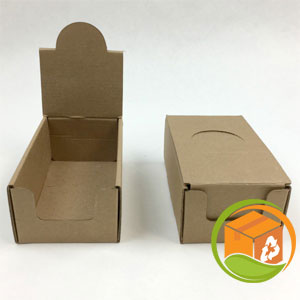 What is Recycled Kraft Boxes Paper?