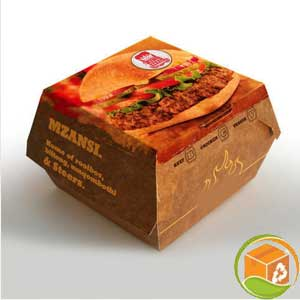 Mini Burger Boxes - Mini Burger Boxes