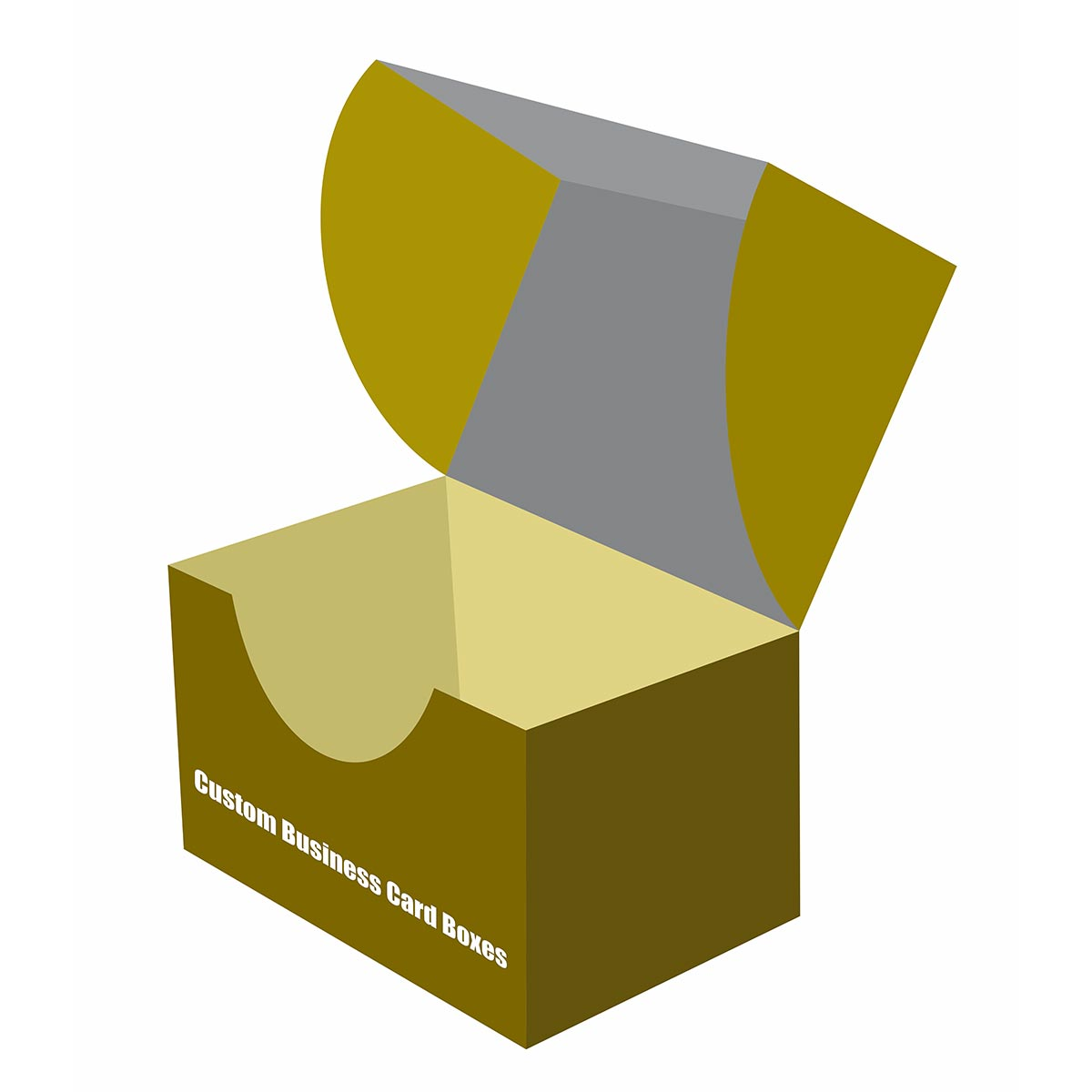 business card boxes for 100 cards