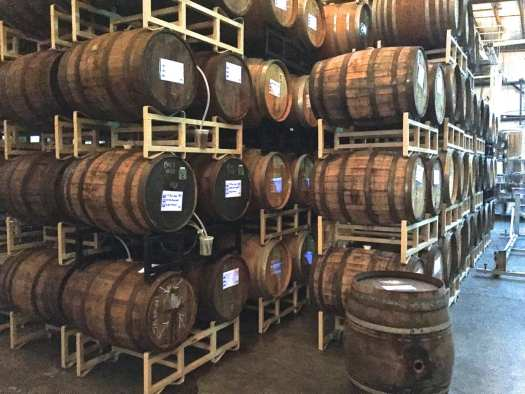 Funkatorium Barrel Room