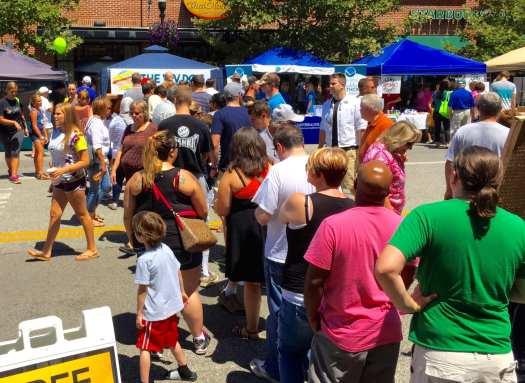 Hot Dog Festival Huntington Wv