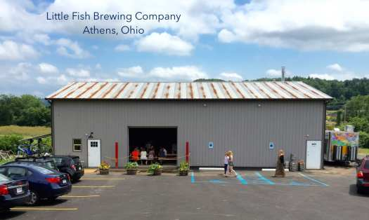 The newest brewery in Athens. Ohio, adds a competitive mix of mix of popular styles to the funk, barrel-aged ales and sour beers that are the passion of the brewers.