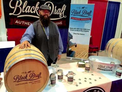 Glenn Price of Black Draft Distillery
