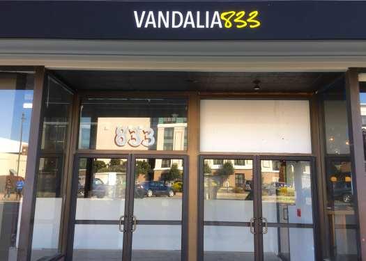 The Vandalia Bldg. at 833 Third Avenue in Huntington