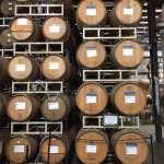 Barrel Room at the Funkatorium in Asheville