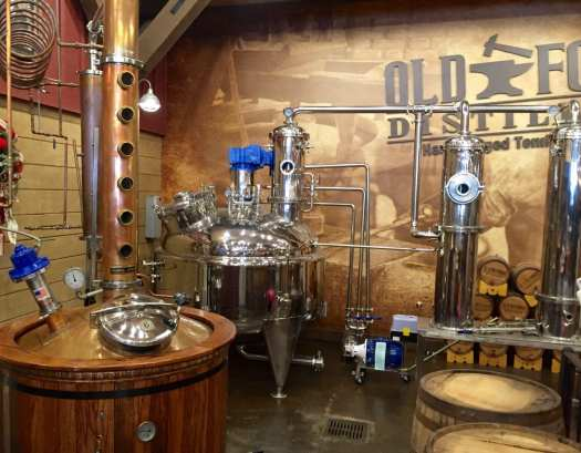 Old Forge Distillery in Pigeon Forge