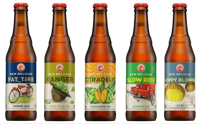 New Belgium Beer Enters Wv Market Monday Brilliant Stream