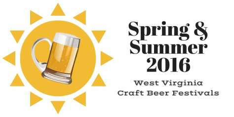 WV Craft Beer Festivals