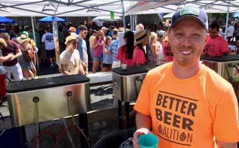 Jeff McKay at Rails & Ales