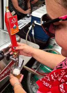 Rails & Ales helps Huntington charities