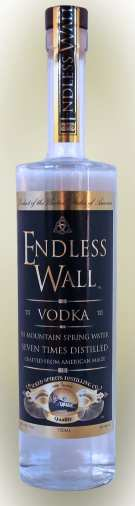 Wicked Spirits Distilling Endless Wall