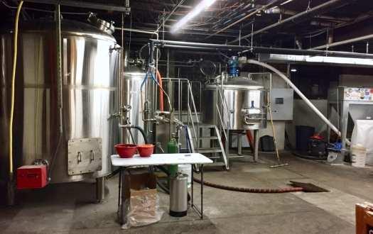 morgantown area breweries