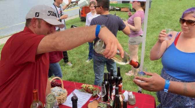 West Virginia wineries attend Tourism Day at Legislature