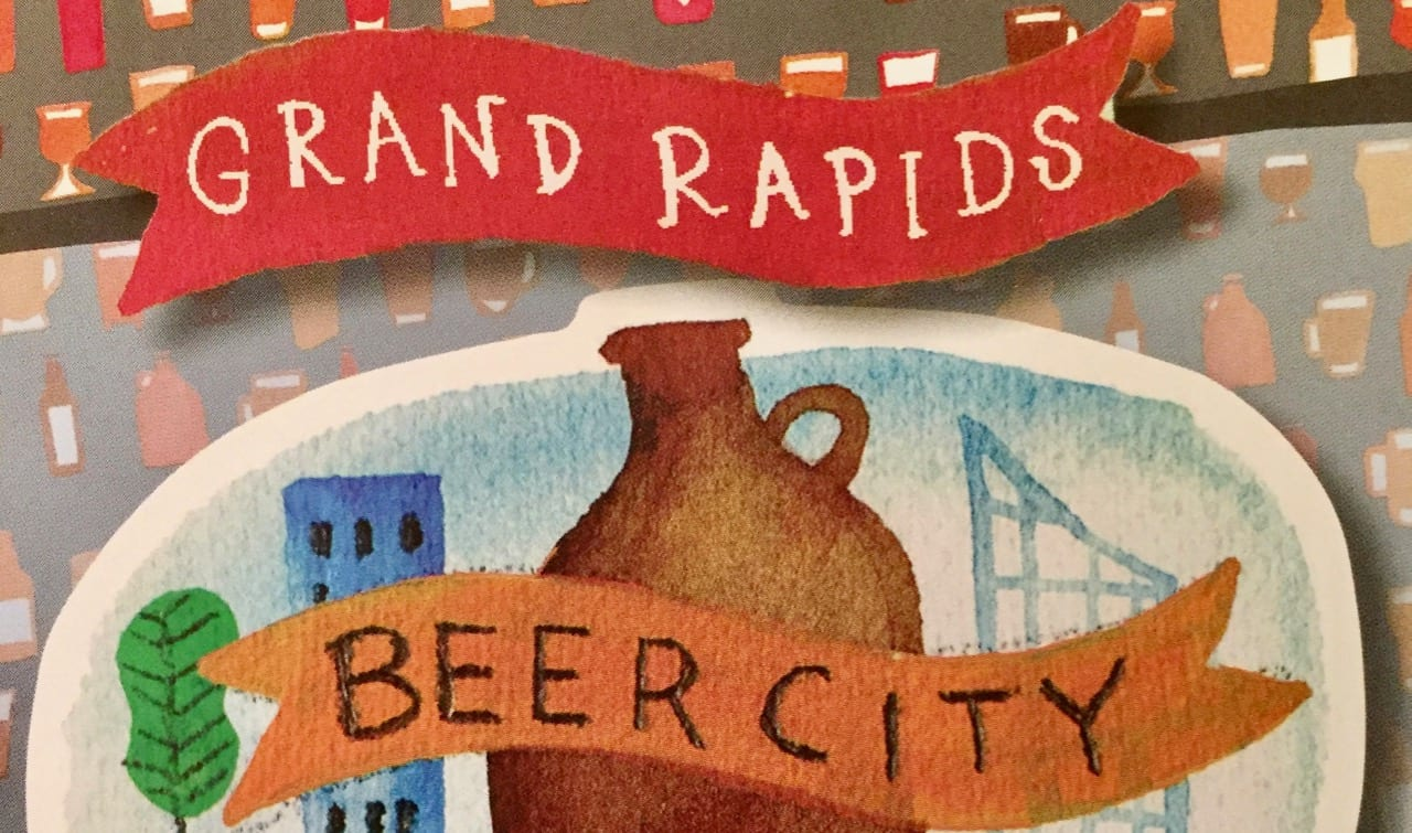 Grand Rapids - Beer city