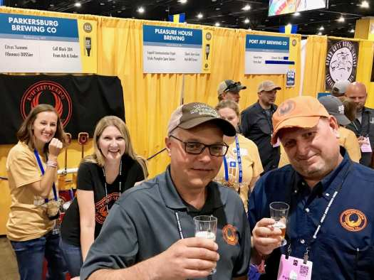Appalachia & West Virginia beer at GABR 2017