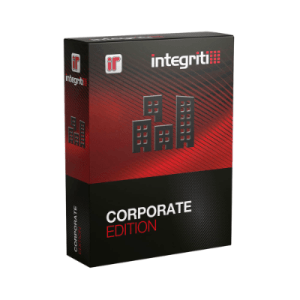 Integriti Corporate Edition System Management Software (Sold via KeyPoint)