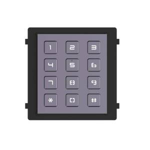 Hikvision 2nd Gen. Intercom, Door Station Keypad Module, IP65, VDC