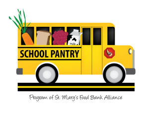 School Pantry Program logo